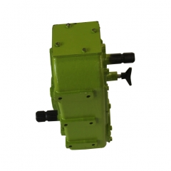 Dunker Tvs8-12立方立式全混合日粮饲料制备机前变速箱