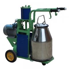 耐尔尼 挤奶机 奶牛 奶羊挤奶器 奶牛挤奶机 活塞式可移动牛用挤奶机 兽用器械 牛用(双手柄)