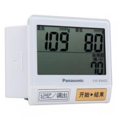 松下(Panasonic)电子血压计 手腕式家用血压仪器表EW-BW02