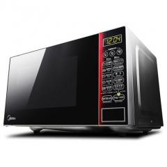 Midea/美的 家用微波炉光波炉 智能平板烧烤正品特价