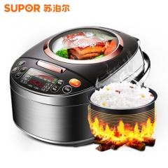 SUPOR/苏泊尔 电饭煲4L智能电饭锅家用正品3-4人