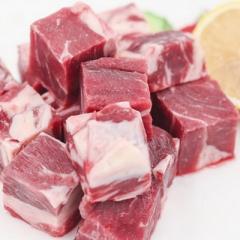 牛肉块500克