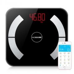 智能体脂秤可充电电子称体重秤家用人体秤精准成人减肥称重测脂肪