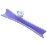 腿夹板—紫色