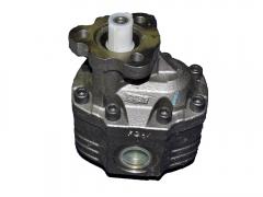 DUNKER系列TW 16-25、TVS 8-12立式全混合日粮制备机前变速箱下端液压泵