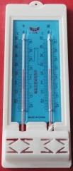 养殖器械干湿温度计 双显示干湿两用温度计