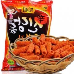 韩国进口 九日 jiur 炒年糕条 110g 香辣味