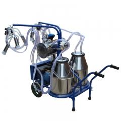 耐尔尼 真空脉动式 挤奶机 奶牛挤奶器 奶羊挤奶器 家用兽用器械 牛用(双桶)