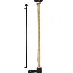 耐尔尼大小测仗 羊牛马身高测量工具 动物测杖仪器
