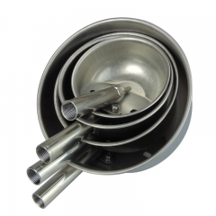猪博士不锈钢猪用饮水碗 不锈钢猪饮水器 猪饮水碗 大号