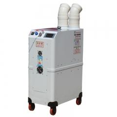 耐尔尼雾化消毒机猪场消毒通道 超声波智能人员消毒机 养殖场猪场消毒机 手推式消毒机