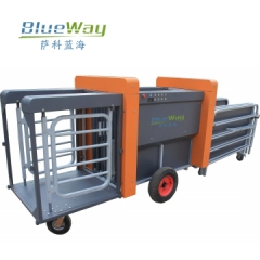 萨科蓝海(BlueWay)自动称重分群系统-(羊用BW-SF3O)