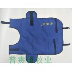 犊牛马甲 先康自制犊牛保暖马甲 犊牛(小牛)防寒服 犊牛保护服