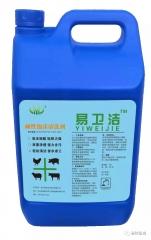 易卫洁-碱性泡沫清洗剂 20KG/桶✖5(5桶起发) 易卫洁