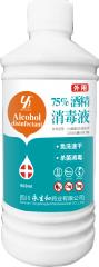 75%酒精消毒液(一吨起发) 500ml