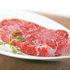 巴尔鲁克原切牛排套餐 新鲜菲力西冷眼肉家庭装8片原味牛扒