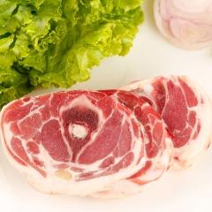 新疆巴尔鲁克羊脖肉羊颈片400g*3清真新鲜冷冻生羊肉生鲜食材