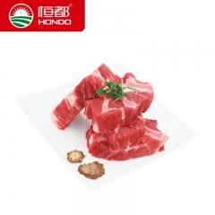 羊蝎子1kg 内蒙生鲜羔羊肉批发新鲜羊骨头火锅