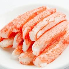 鳕蟹柳100g 刺身料理开袋即食
