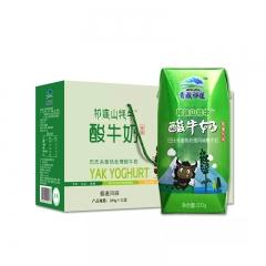 青藏祁莲牦牛酸奶(藜麦风味)