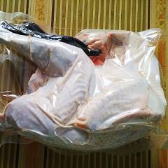 蓟县翠屏山散养鸡   山间奔跑的美味 两斤四两